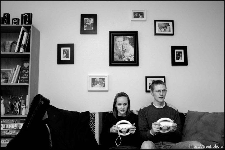 Gamer Couple