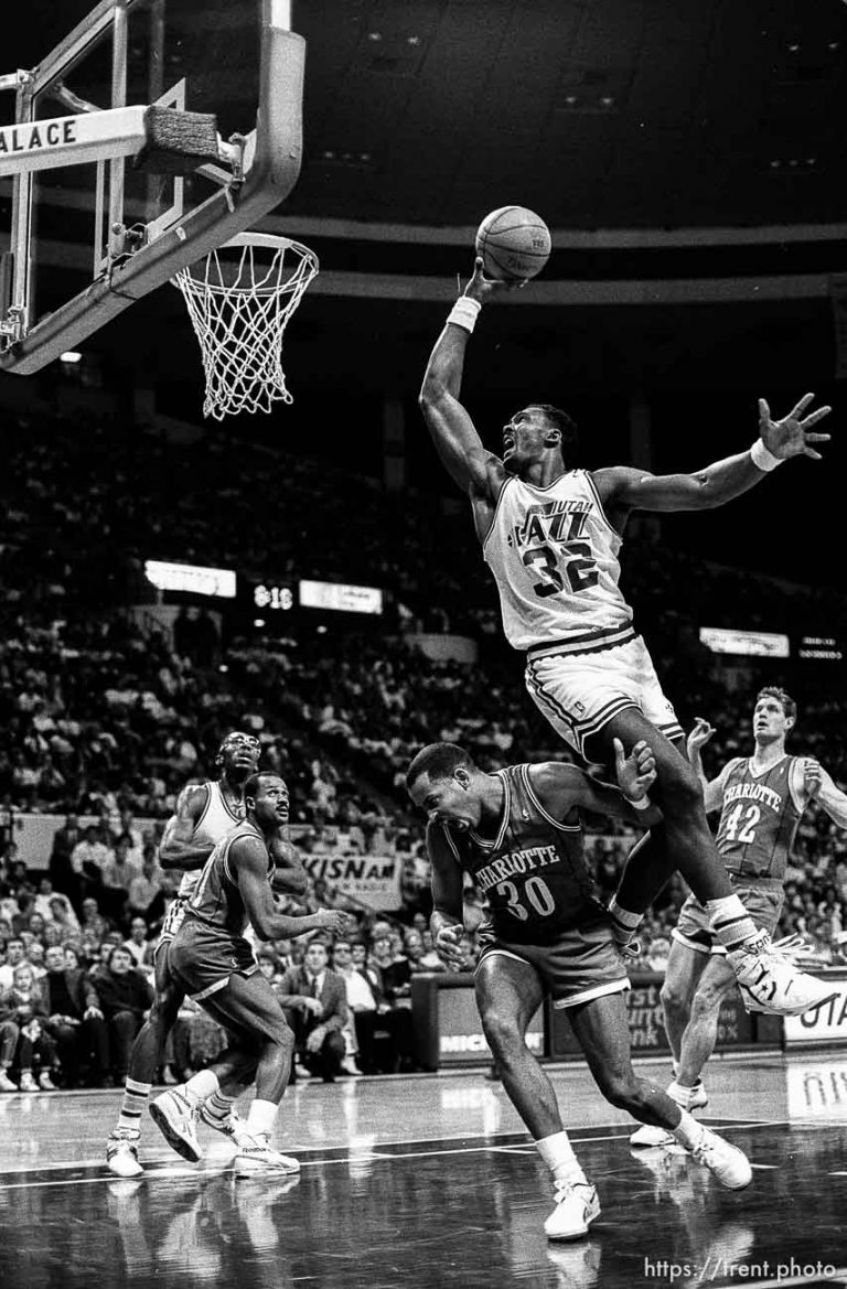 Karl Malone – The Mailman