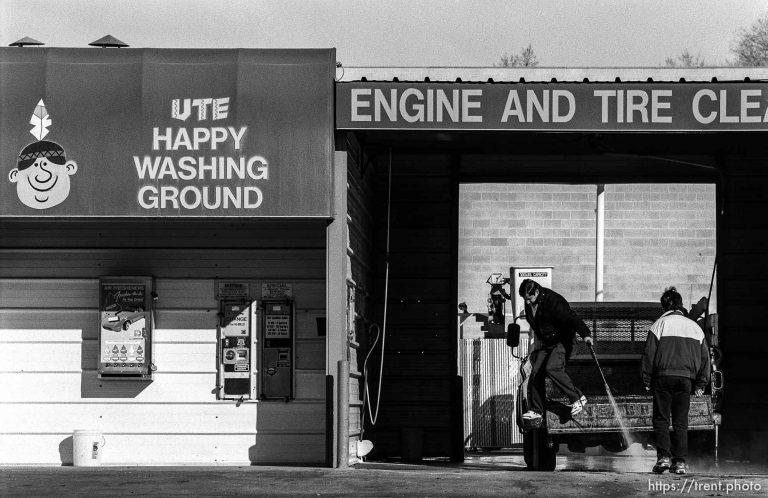 Ute Happy Washing Ground
