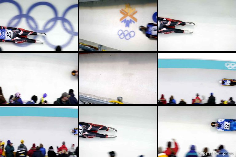 Failures in Luge Photography