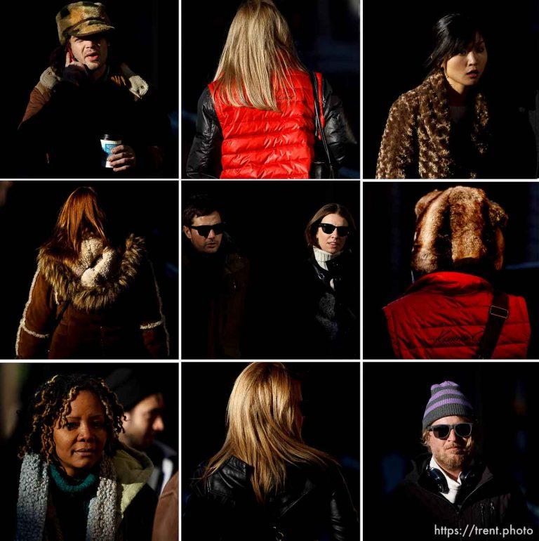 Sundance Portraits