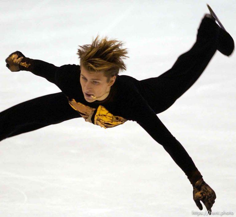 Figure Skating Mens Final