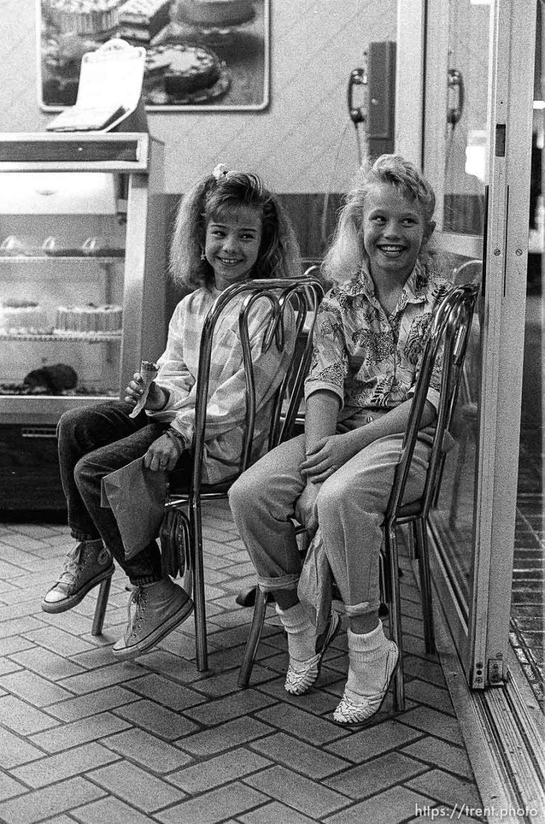 Mall Kids