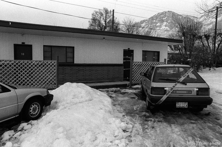 Rape Arrest – Hideaway Motel