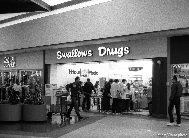 Swallows Drugs