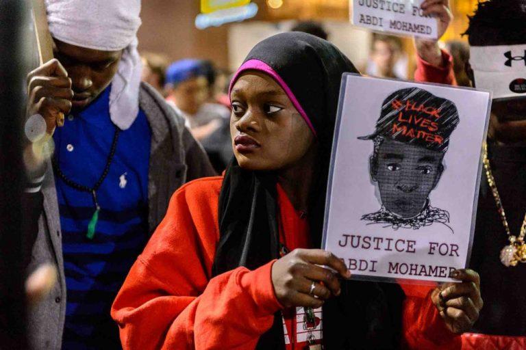 Abdi Mohamed Rally