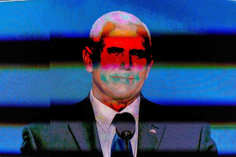 Vice Presidential nominee Mike Pence