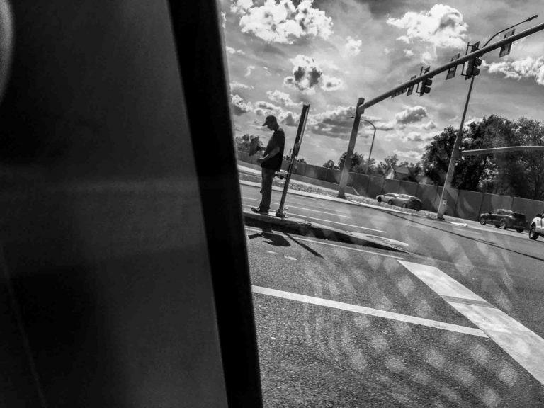 Freeway Exit