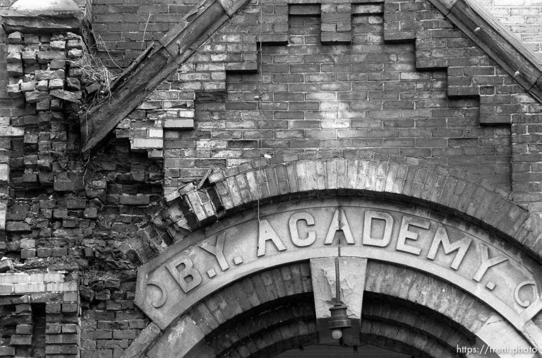 Brigham Young Academy