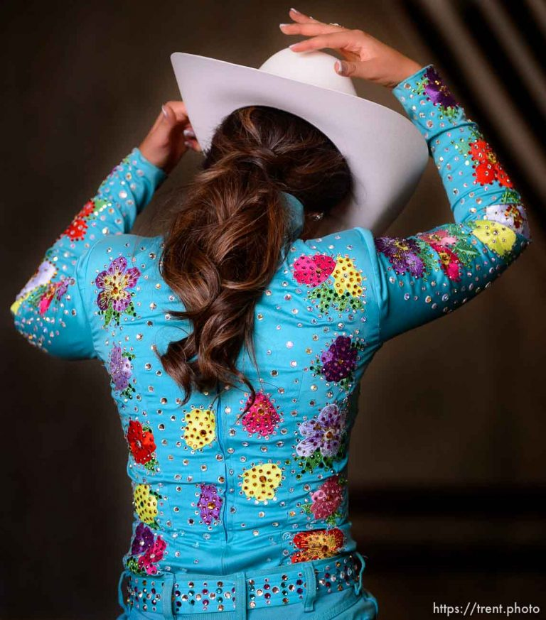 Miss Rodeo Pageant – Horsemanship Competition