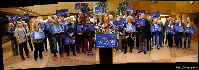 Jenny Wilson for County Mayor