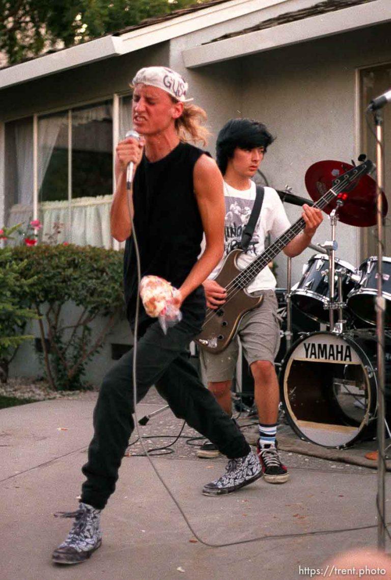 Subterranean Psychosis – Backyard show