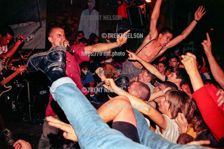 Youth of Today at Gilman Street